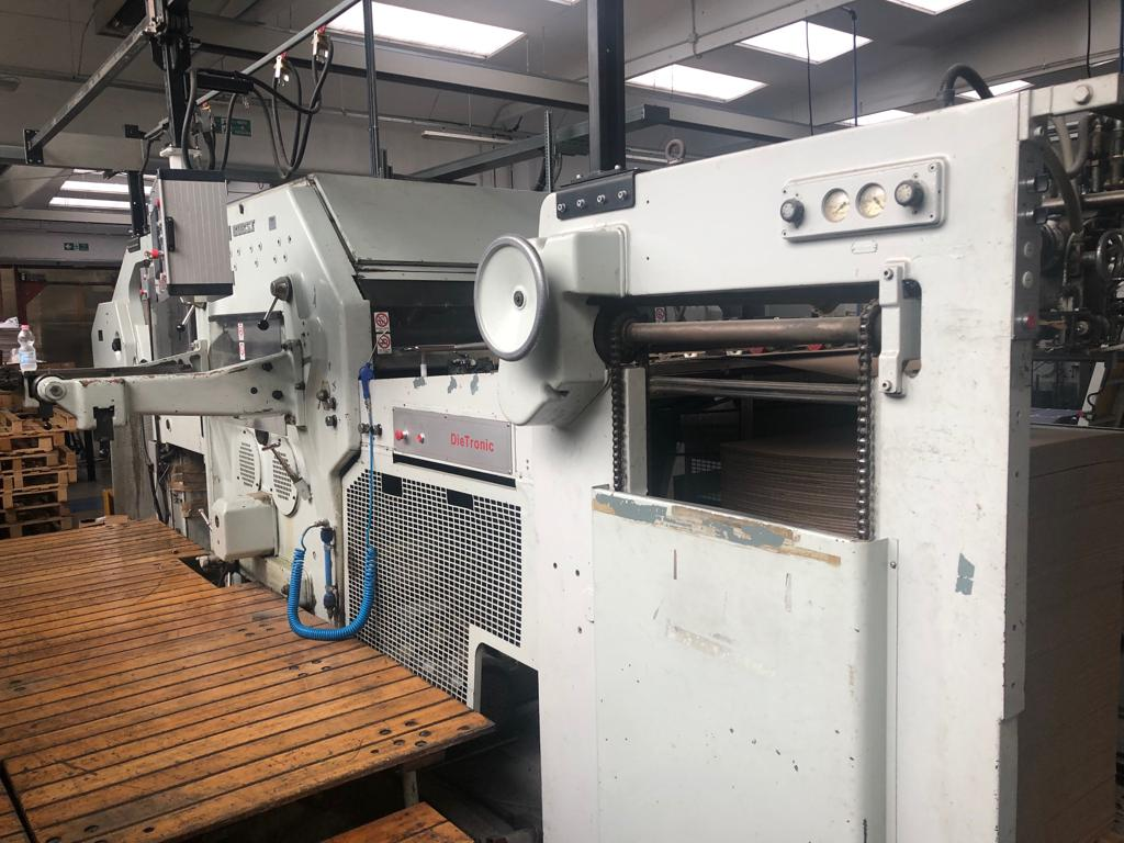 Bobst SP 1420